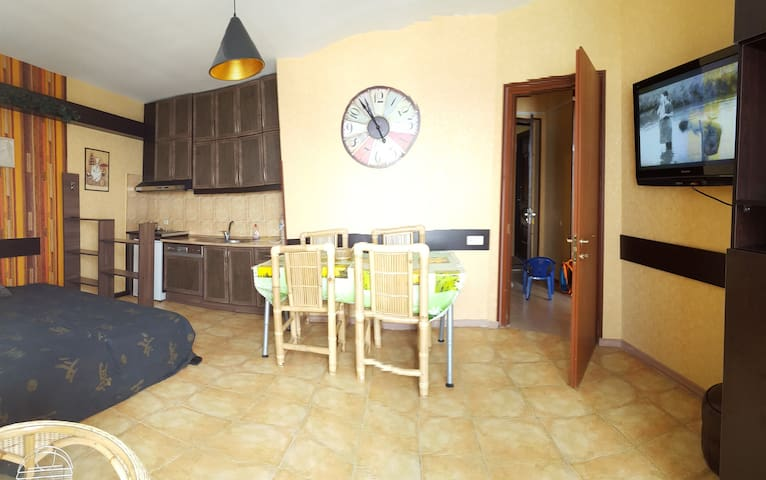 Nice 1 bedroom apartment in Gudauri - Mtskheta-Mtianeti - Apartment