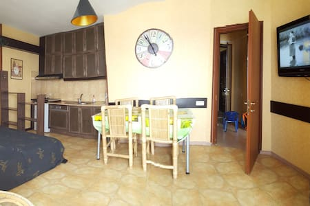 Nice 1 bedroom apartment in Gudauri