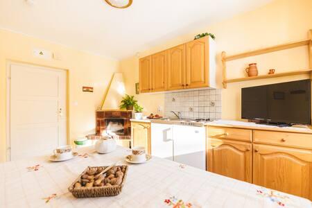 Apartment House Jurgovo - Family Apartment Jan