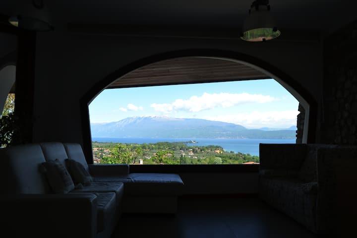 Villa Luisa appartamento vista lago