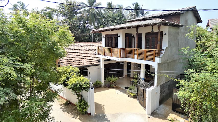 Appartement - Thenu Villa - Hikkaduwa - Sri Lanka