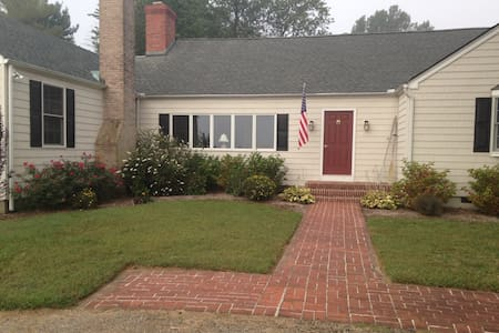 Quiet Cottage on Heron Pond - Chestertown - Casa