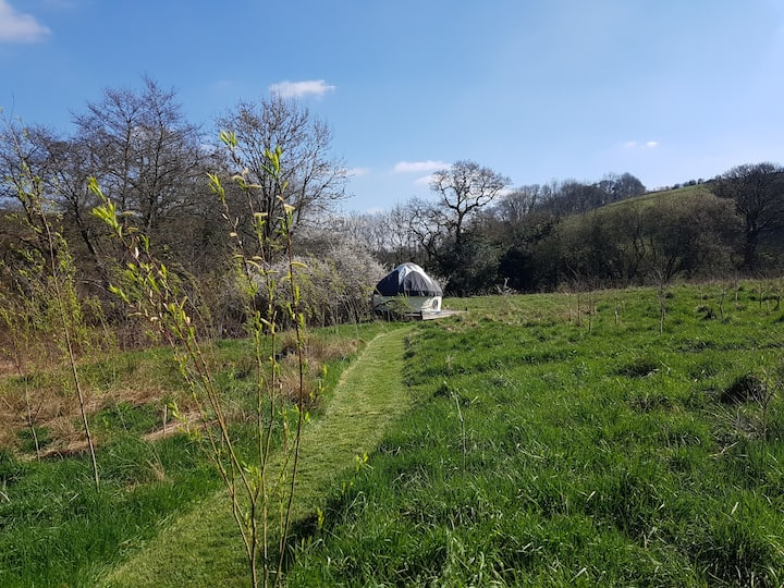 The Little Yurt