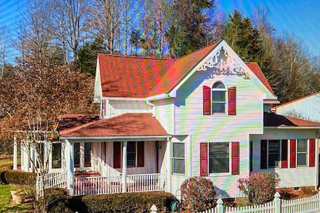 Victorian Farm House