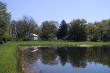Upper Bucks County Retreat