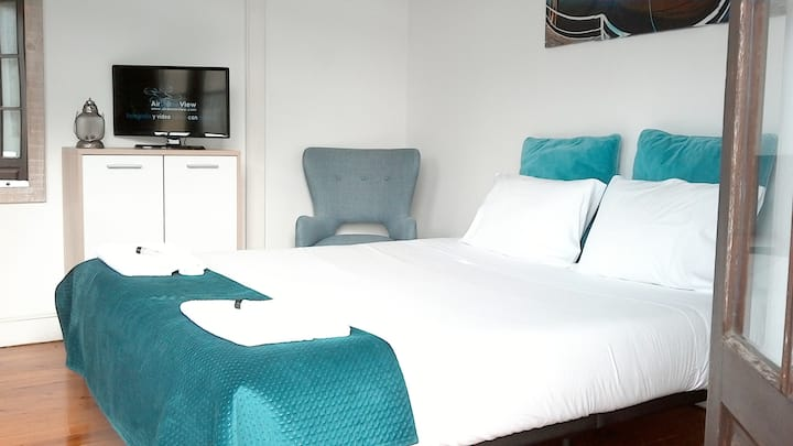 Casa Azul Hostel - Quarto Azul