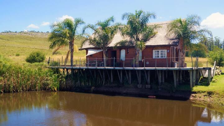 TAO, Das Haus am See    Chacra Maritima de Aleman