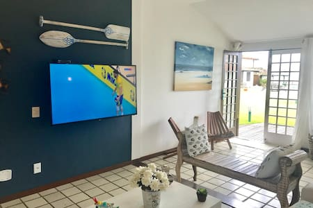 Best in Búzios  Beautiful house  Condo beachfront