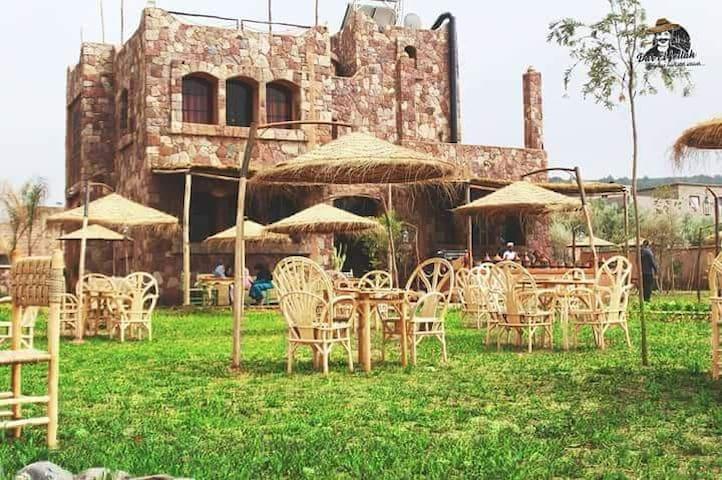 Chambre Al Borj 2 à Dar El Fellah