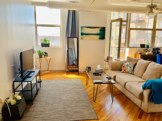 Comfortable Hotel like condo in downtown Chicago!