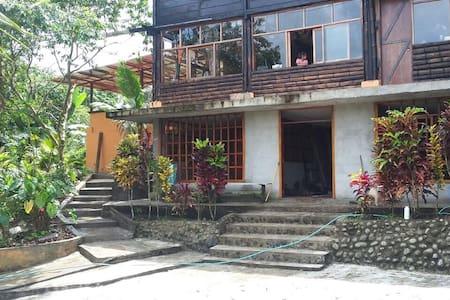 Cabaña ecológica en Pedro Vicente - Pedro Vicente Maldonado - Kabin
