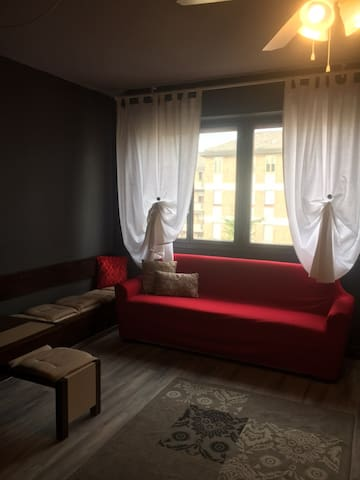 Europa Red apartament