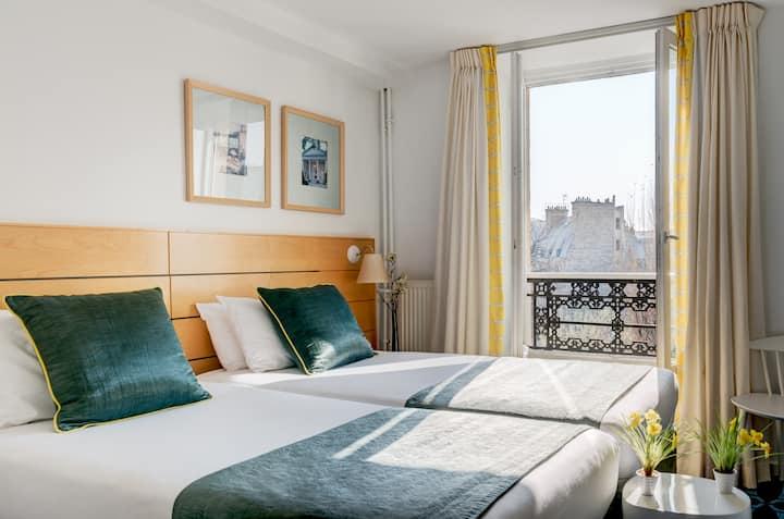 Hotel Lorette*** STD Twin room - FREE Breakfast