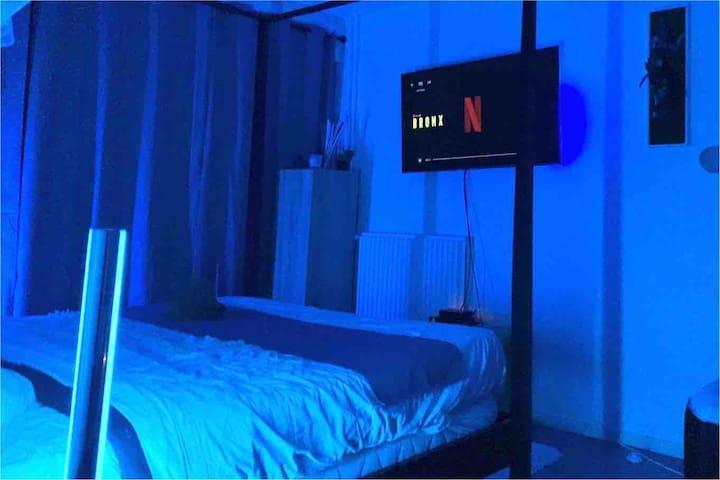 Appartement romantique T2 au coeur de Rennes !