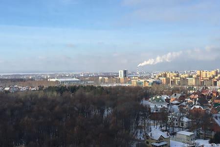 Уютная однокомнатная квартира в новом доме, Казань - Казань - Διαμέρισμα