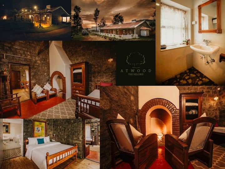 Atwood.Coonoor, a chalet amidst the tea estates