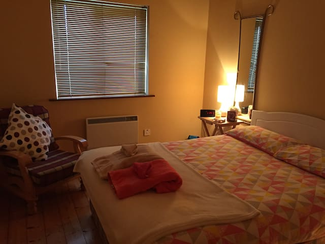 Cosy Double Bedroom in Galway City - Galway - Apartamento