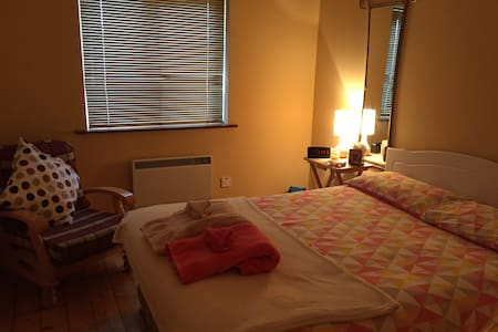 Cosy Double Bedroom in Galway City - Galway - Apartment