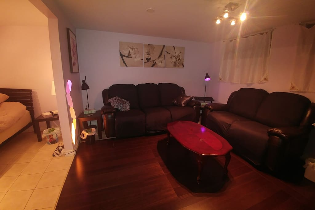Private Living Room (back wall)