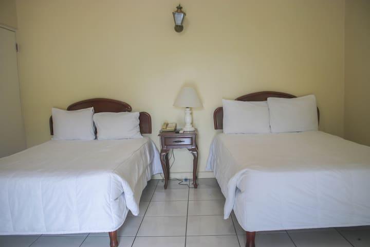 Budget Suite 4 @ Grandiosa Hotel/ Sleeps 4