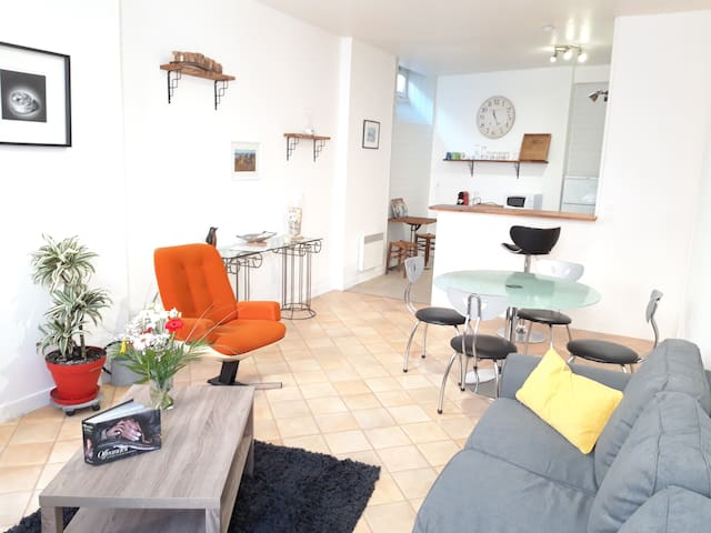Appartement Le Dauphin en plein coeur de Granville