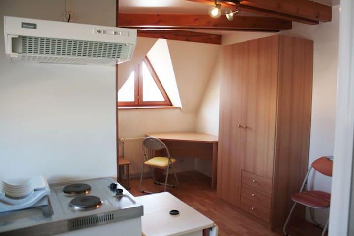 Studio Meublé proche frontière Suisse