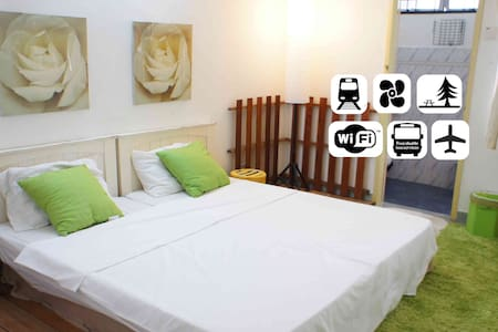 KLIA2 DIRECT BUS+ NEAR MRT METRO+UNLIMITED WIFI !! - Petaling Jaya - Huis