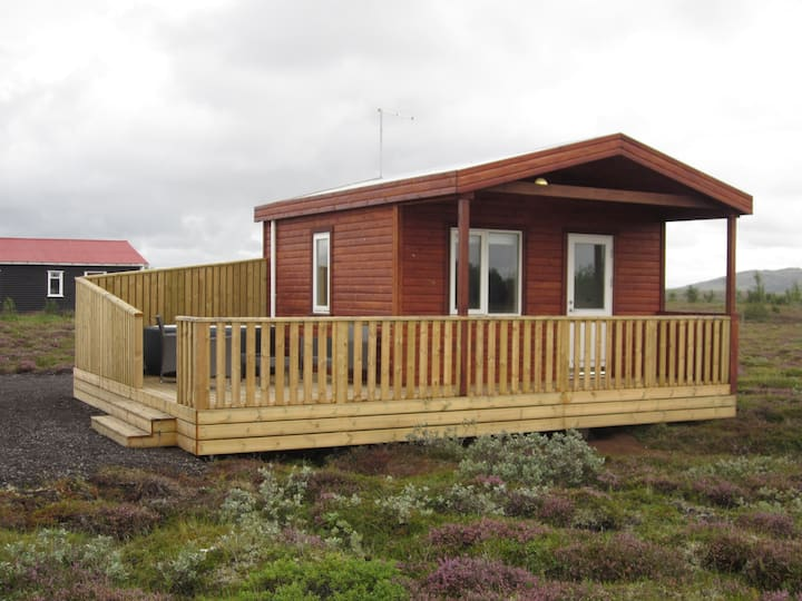 Golden Circle Cabin w/hot tub #20