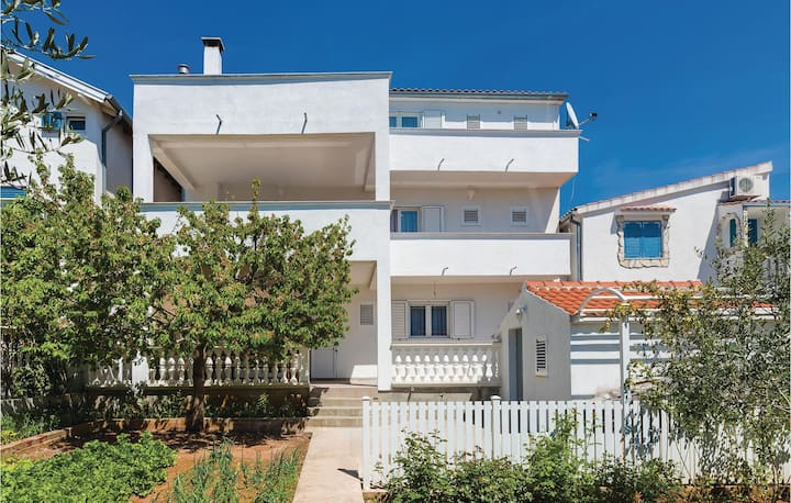 Awesome home in Vodice with WiFi and 4 Bedrooms