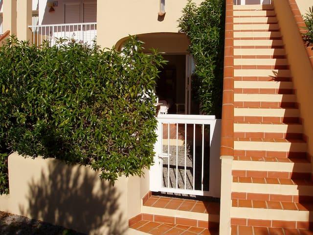 Planta baja con jardín en Ibiza - Sant Carles de Peralta