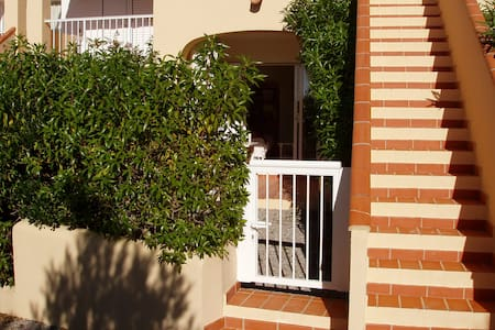Planta baja con jardín en Ibiza - Sant Carles de Peralta - Apartmen