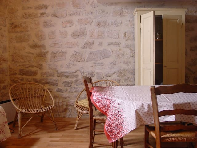 Cosy apartment near everything - Bonnieux - Apartemen