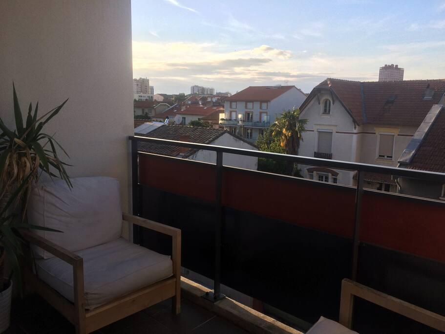 Appartement t2 duplex 40m2 balcon proche centre for Deco appartement t2 40m2