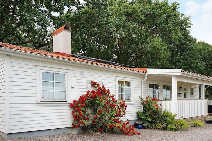 4 person holiday home in Tvååker