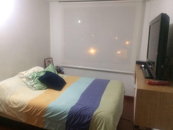 Habitación milenta, Bogota