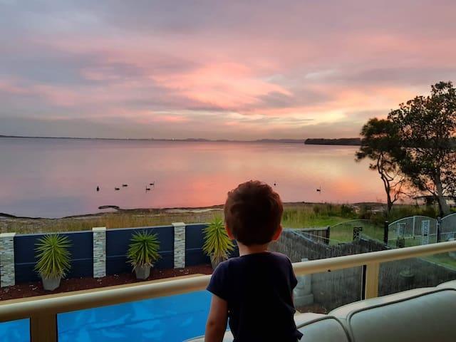 Lakeside Luxury