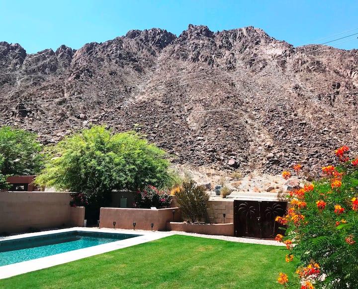 Pool + Spa, Mountainside Views - Casa Buena Vista