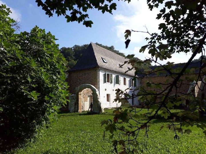 Ecogite de l'Arche, maison de charme en Béarn