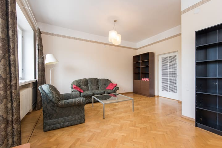 GREAT LOCATION BY OLD TOWN (Apt 4) - Tallinn - Appartement
