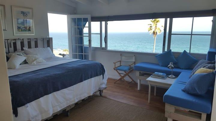 Sea Loft with panoramic views.