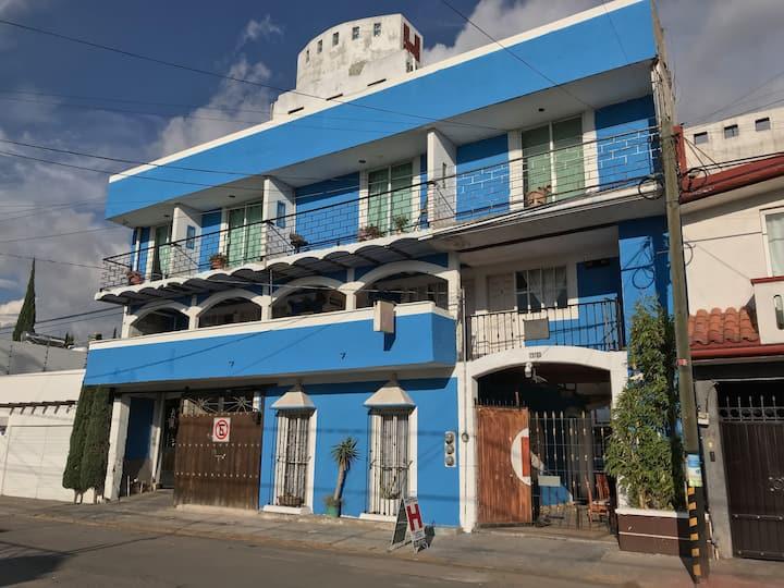 Hotel Rincón de Las Cruces. Descanso y Seguridad.