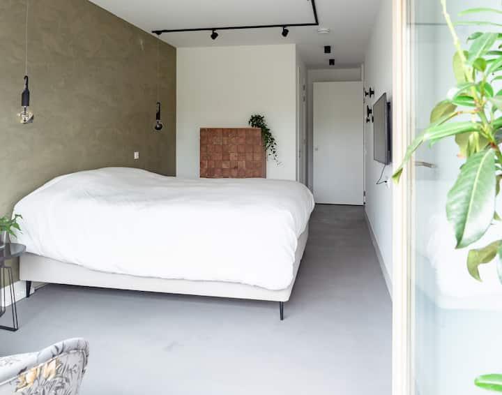 Luxury B&B, lovely bed