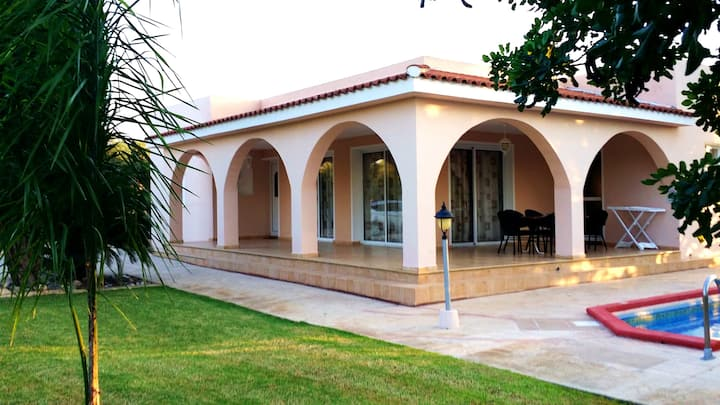 The Arches Villa:For a peaceful and relaxing stay.