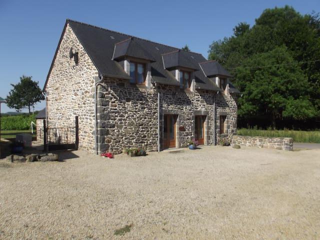 La Touche Langourla 22330 - Langourla - House