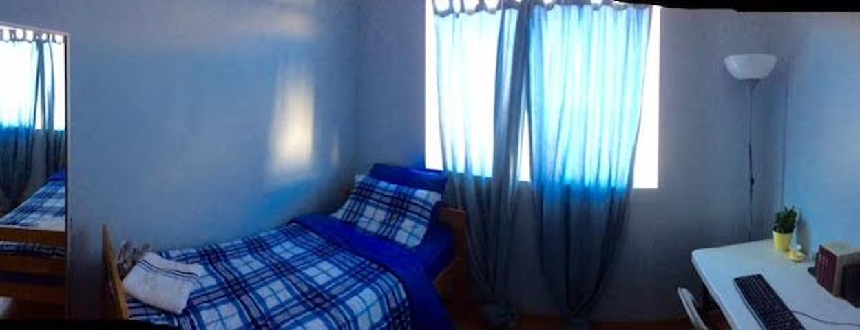 Clean and quiet room for rest and relaxation - Simi Valley - Huis