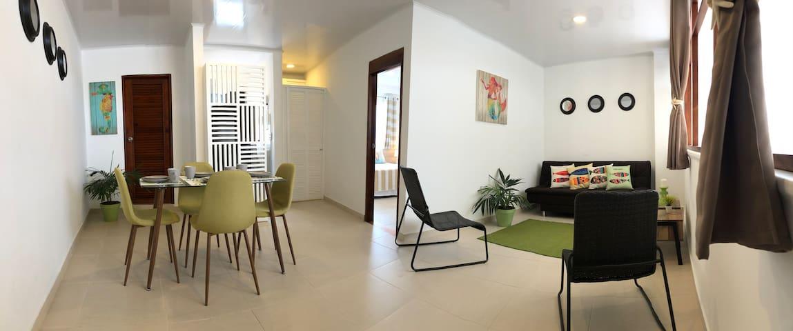 Hermoso apartamento en la mejor ubicación!.