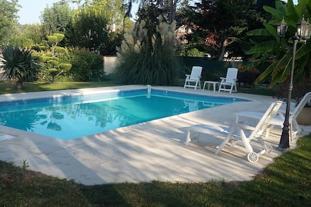 maison de 125m2 avec piscine - Beauregard - Hus
