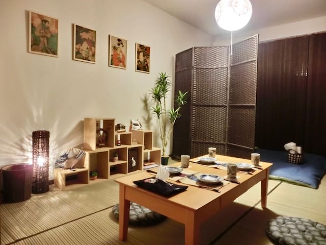 Tatami house!New open Shinjuku2mins - 新宿区