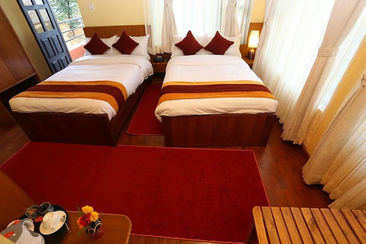 For the Comfortable stay in Nepal. - Balthali - Hotel boutique