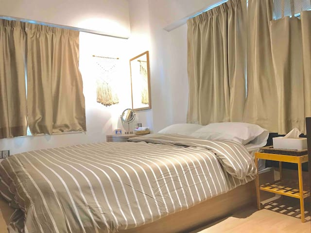 Luxury  Apartment,1MIN TO MTR,TIMES SQUARE/SOGO